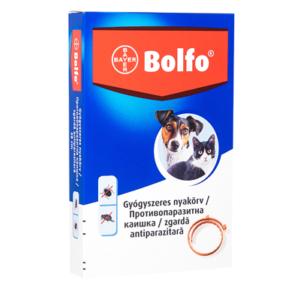Bolfo Bolha És Kullancs Elleni Nyakörv