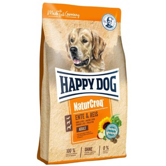 Happy Dog - NaturCroq Kacsa & Rizs 12 kg