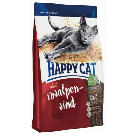Happy Cat - Fit & Well Adult Marha