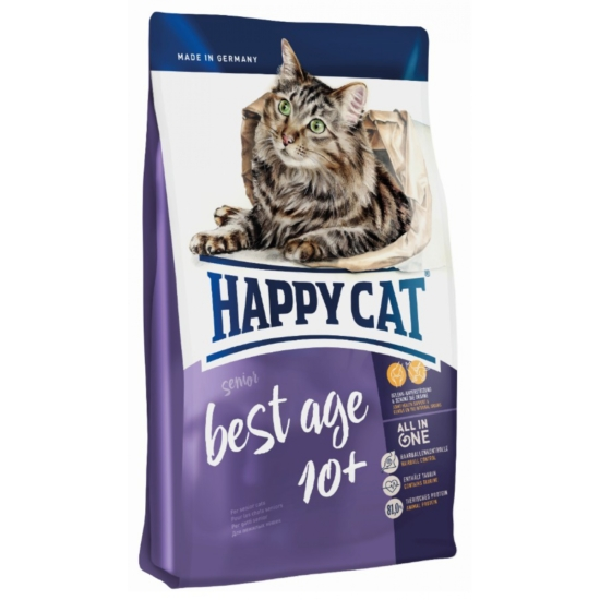 Happy Cat - Fit & Well Senior Best Age 10+