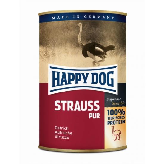 Happy Dog - Pur - Struccos konzerv 12x400 gr