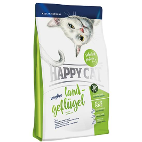 Happy Cat - Sensitive Bio-Baromfi