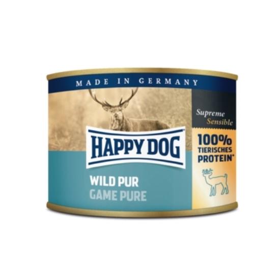 Happy Dog - Pur - Vadhúsos konzerv