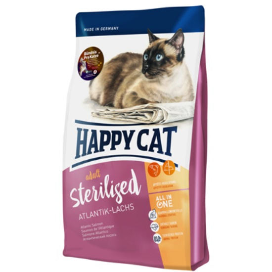 Happy Cat - Fit & Well Steril Adult Lazac