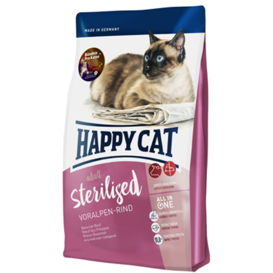 Happy Cat - Fit & Well Steril Adult Marha