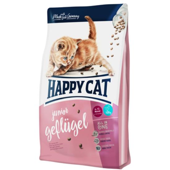 Happy Cat - Fit & Well Junior Baromfi
