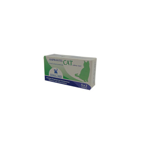 Aniprantel Cat tabletta 10x