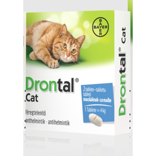 Drontal Cat tabletta