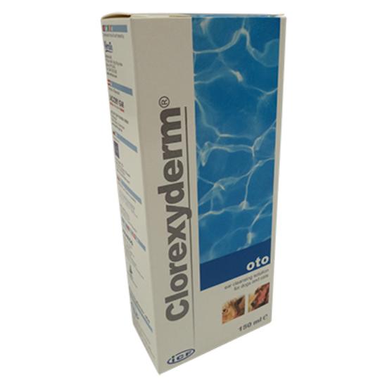 Clorexyderm Oto 150 ml