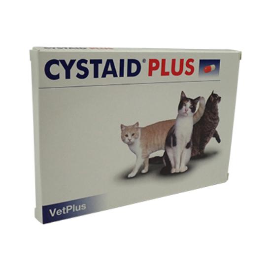Cystaid Feline 125 mg kapszula 30x
