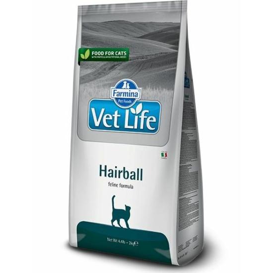 VetLife Cat Hairball Szőrlabda csökkentő száraztáp