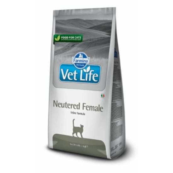 VetLife Cat Neutered - Steril nőstény macskáknak