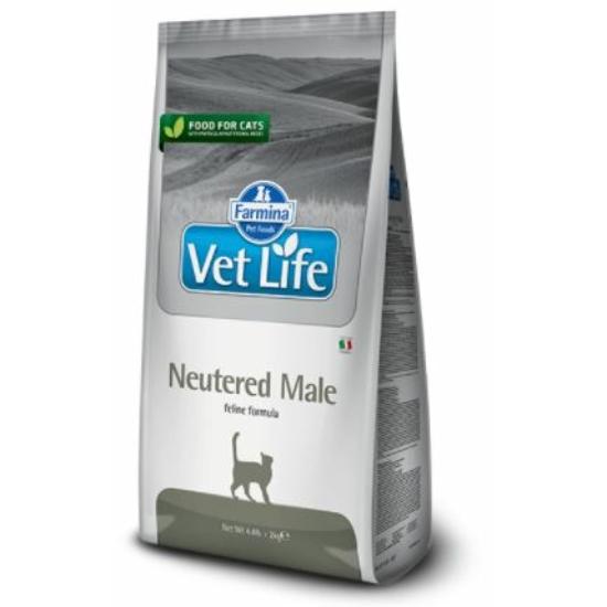 VetLife Cat Neutered - Steril kandúr macskáknak
