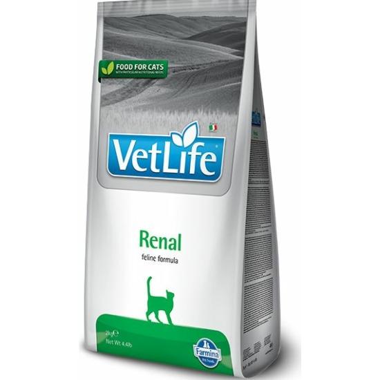 VetLife Cat Renal - Vesetámogató száraztáp
