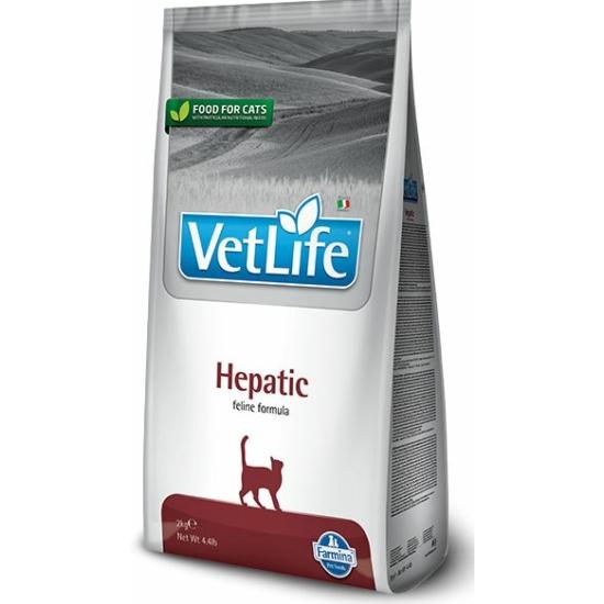 VetLife Cat Hepatic - májtámogató száraztáp