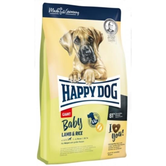 Happy Dog - Baby Giant Lamb&Rice