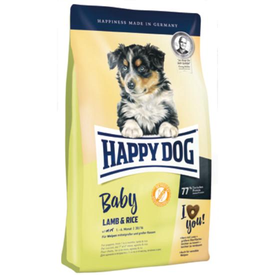 Happy Dog - Baby Lamb&Rice