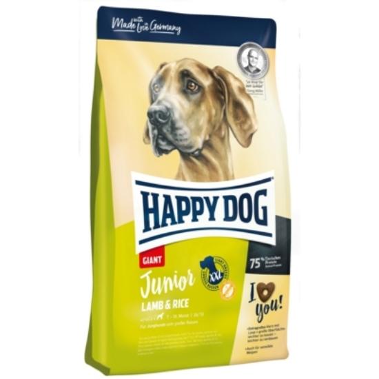 Happy Dog - Junior Giant Lamb & Rice
