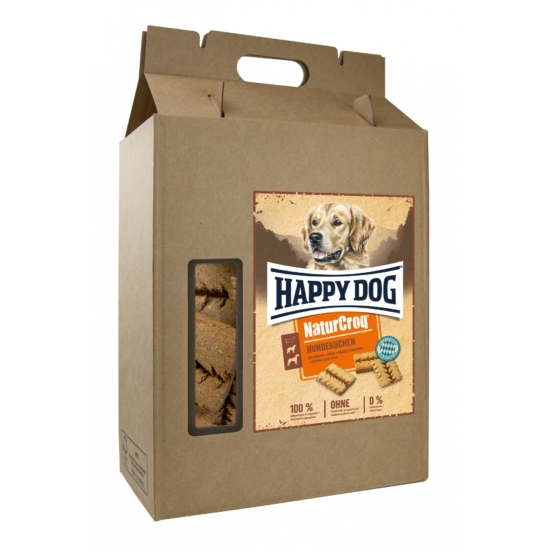 Happy Dog - NaturCroq Hundekuchen Keksz 5 kg