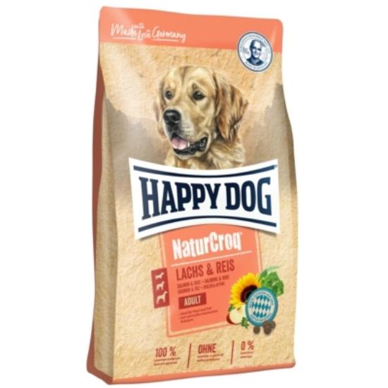 Happy Dog - NaturCroq Lazac & Rizs 12 kg