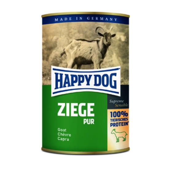 Happy Dog - Pur - Kecskehúsos konzerv kutyáknak