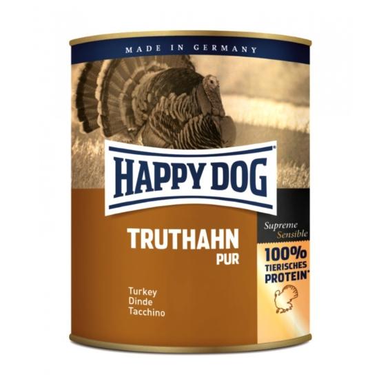 Happy Dog - Pur - Pulykahúsos konzerv