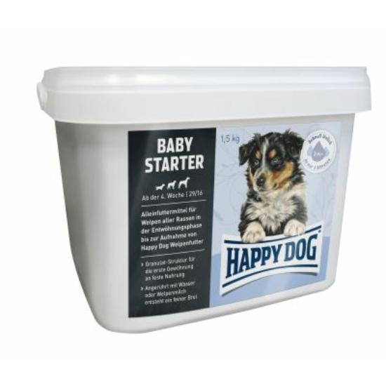 Happy Dog Baby Starter