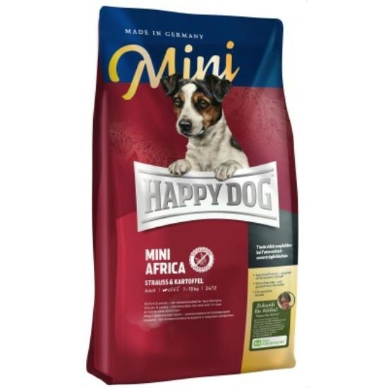 Happy Dog - Mini Africa