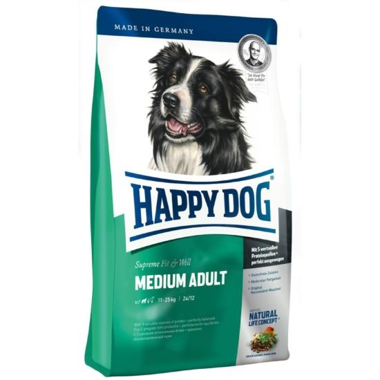Happy Dog - Fit & Well Medium Adult