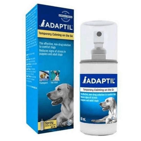 Adaptil feromonos spray kutyáknak 60 ml