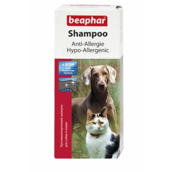 Beaphar- Hypoallergén Sampon kutyáknak és macskáknak 200 ml