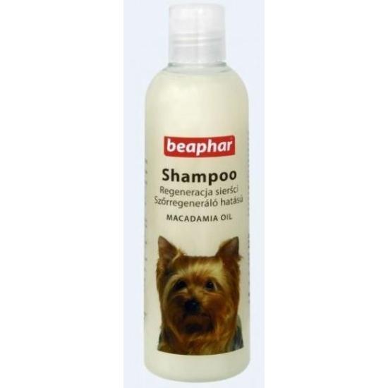 Beaphar- Szőrregeneráló Sampon makadámia olajjal Kutyáknak 250 ml