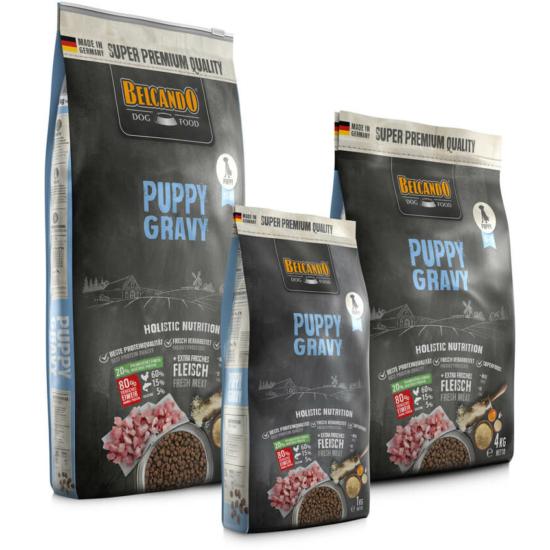 Belcando Puppy Gravy Szószos táp Kölyök Kutyáknak
