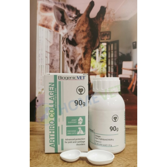 BiogenicVet - Arthro Collagen Ízületvédő por 90 g