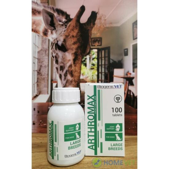 BiogenicVet - Arthromax tabletta Nagytestű Kutyáknak 100 x