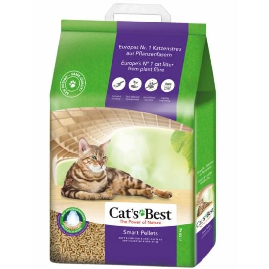 Cat's Best Smart Pellets macskaalom 5 L