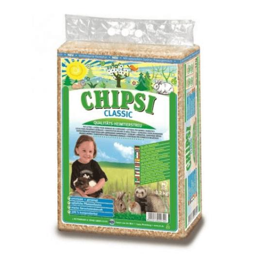Chipsi Forgács Classic Illatmentes