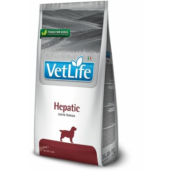 VetLife Dog Hepatic - májtámogató száraztáp