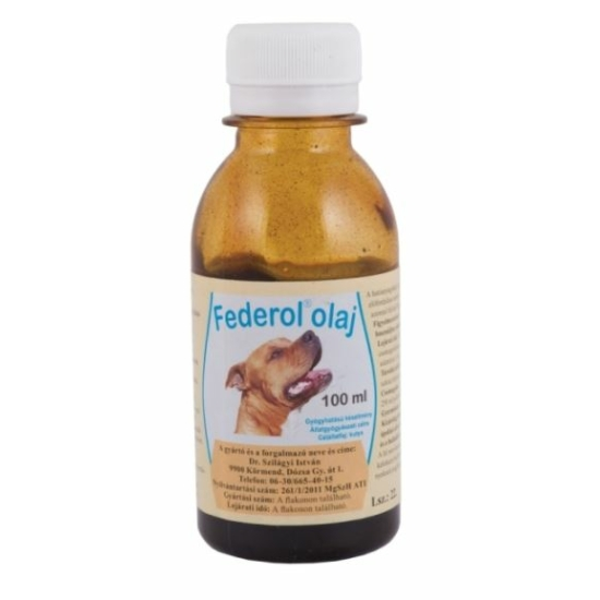 Federol Sebolaj kutyáknak 100 ml