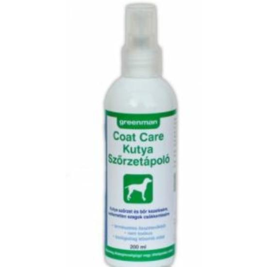Greenman Coat Care Szőrzetápoló Kutyáknak 200 ml
