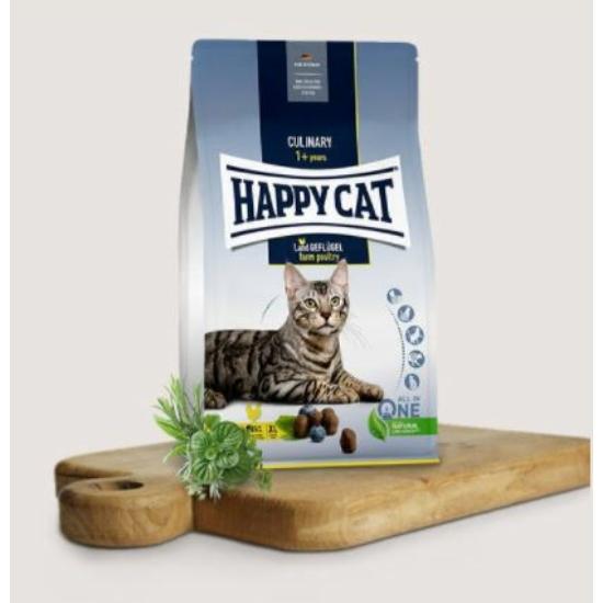 Happy Cat - Culinary Adult Baromfihúsos macskaeledel