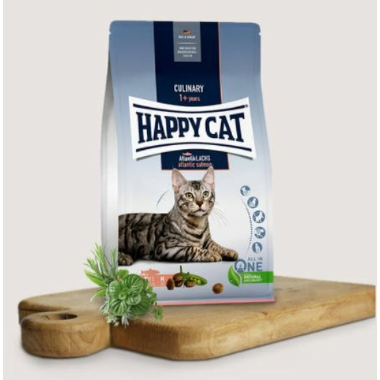 Happy Cat - Culinary Adult Lazacos macskaeledel
