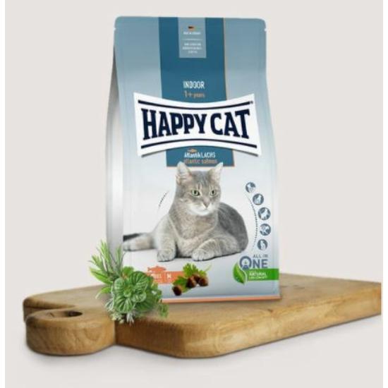 Happy Cat - Indoor Lazac táp benti cicáknak