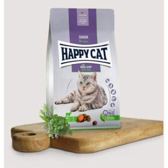 Happy Cat - Senior Bárányos táp Érett Macskáknak