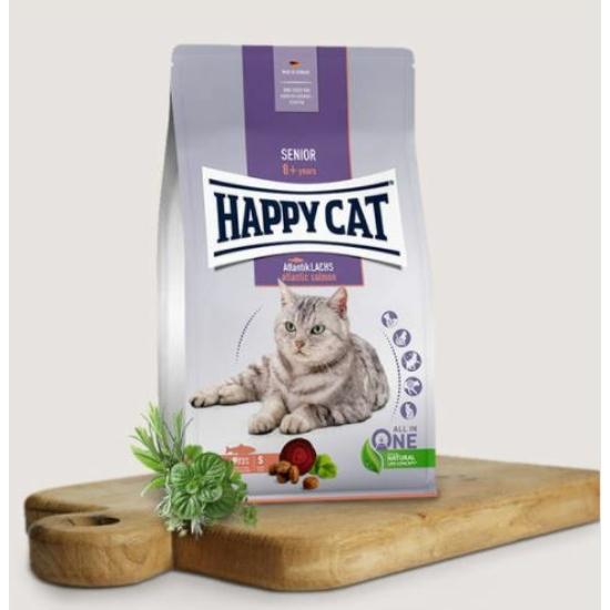 Happy Cat - Senior Lazacos táp Érett Macskáknak