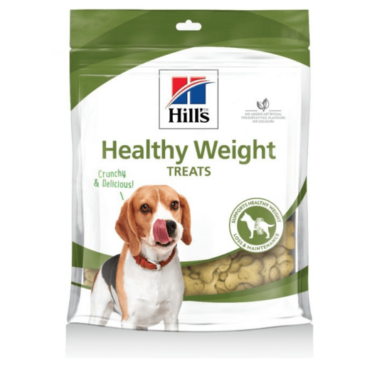 Hill's Healthy Weight Treats Jutalomfalat Kutyáknak 220 g