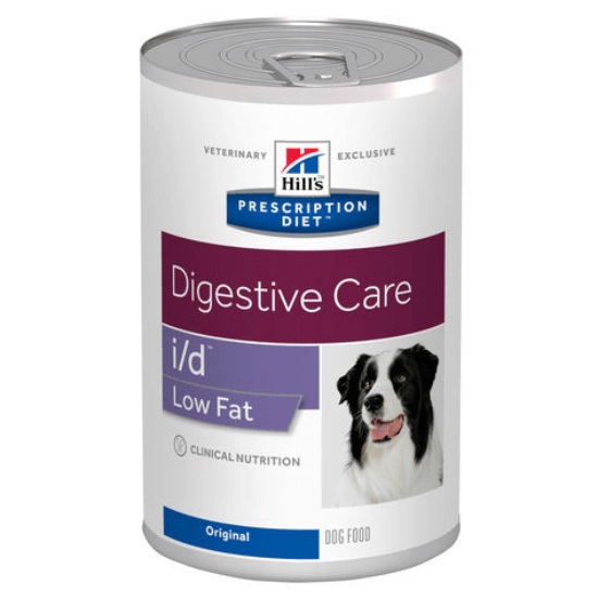 Hill's Prescription Diet - I/D Low Fat Zsírszegény konzerv kutyáknak