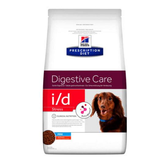 Hill's Prescription Diet - I/D Stress Mini száraztáp kutyáknak
