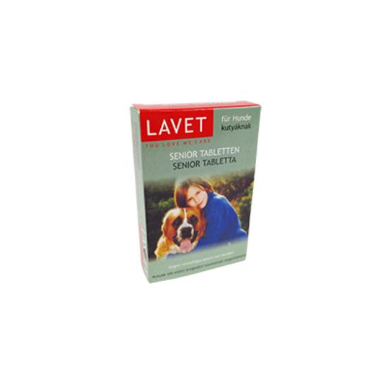 Lavet Senior tabletta kutya