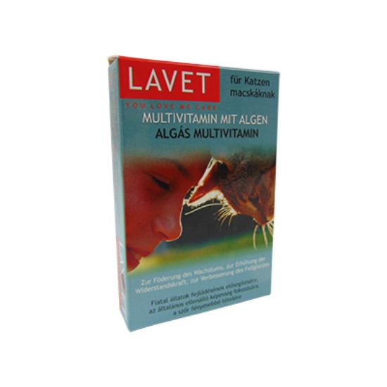 Lavet Multi Algás tabletta macska 50 db